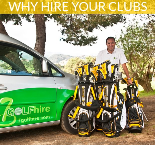 Why you should rent golf clubs on Gran Canaria